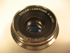 Color-Lanthar 1:2,8/50 mm